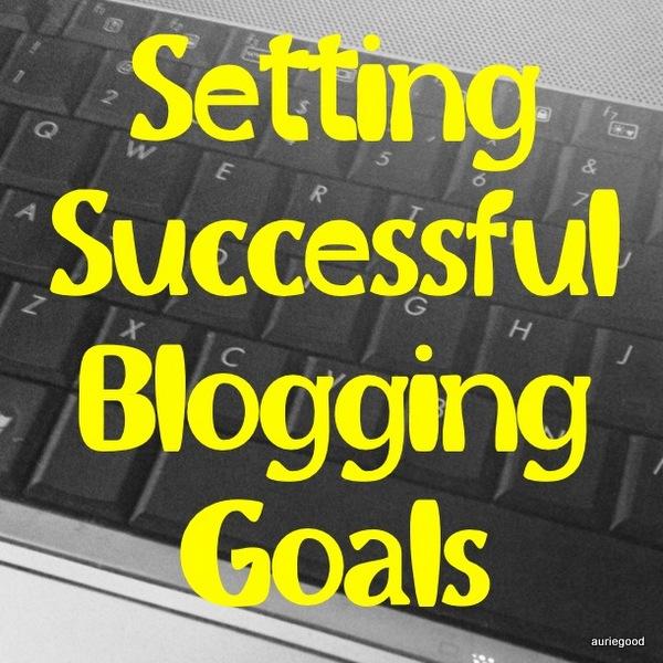 Setting Successful Blogging Goals