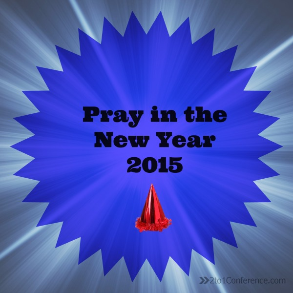 Pray In The New Year
