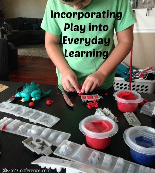 Incorporating Play