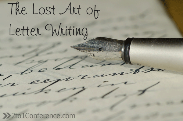 lost art of letter writing Will the older generation be the last to write letters missives that carry emotions rather than emoticons.