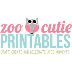 Zoo Cutie Printables