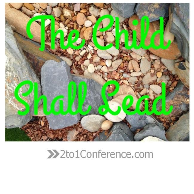 child's rocks