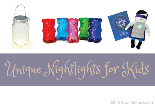 Cool Nightlights for Kids